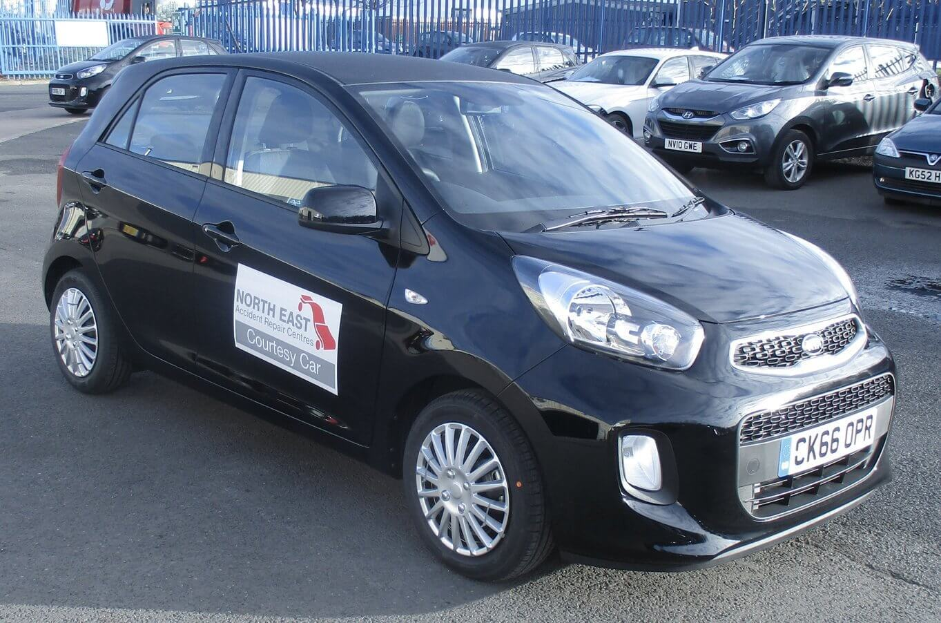 North East Accident Repair Centres enhances customer service with significant addition to its courtesy car fleet