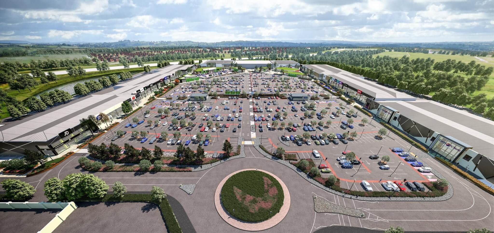 Multi-million pound investment to help traffic flow at Teesside Park