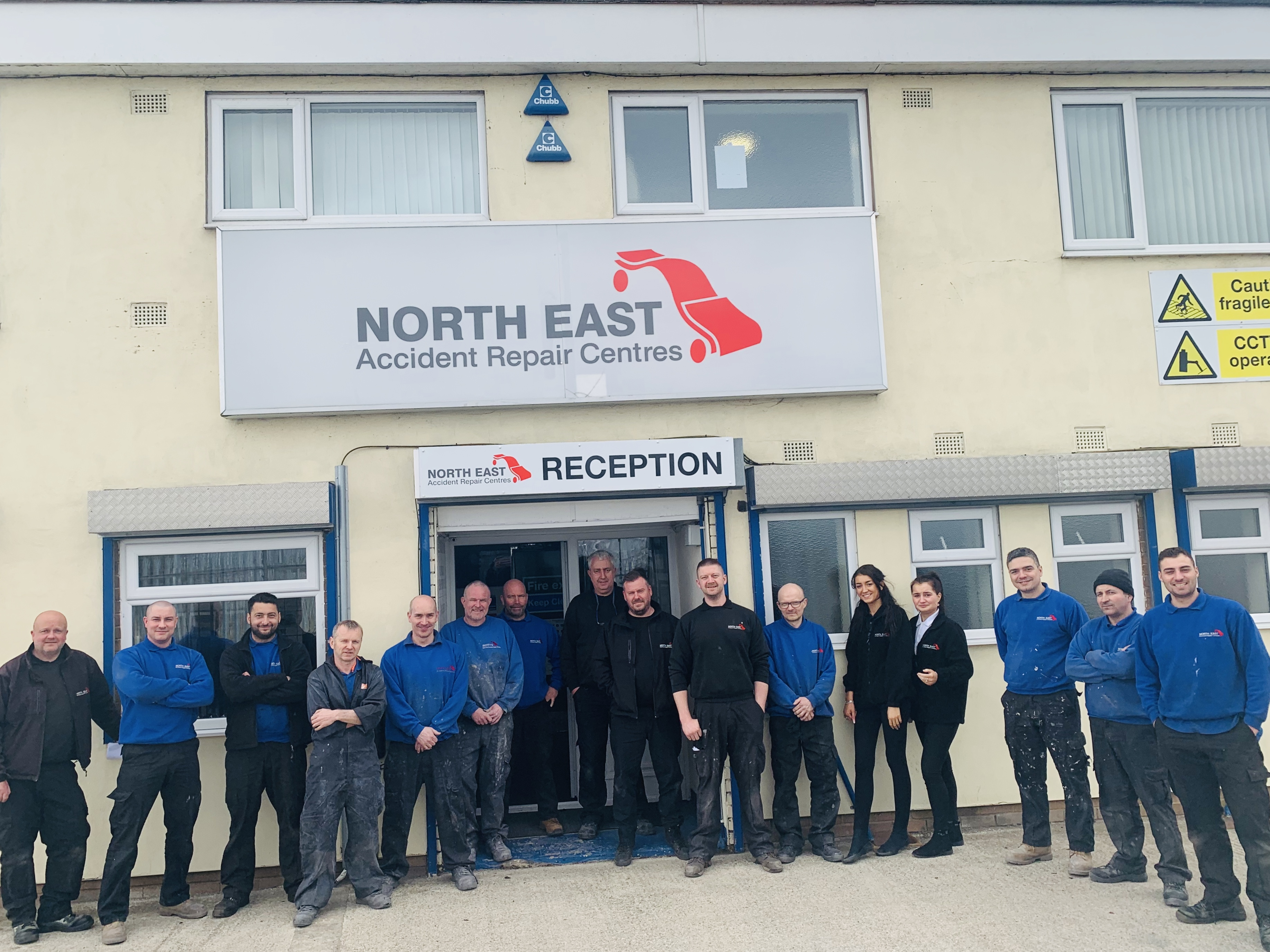 Apprentice Opportunities at our Darlington Branch (May 2019)